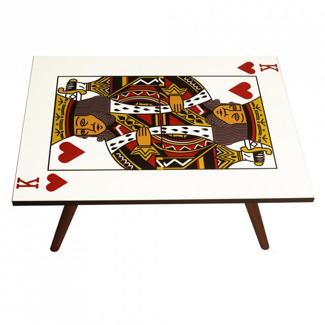 mesa carta baralho
