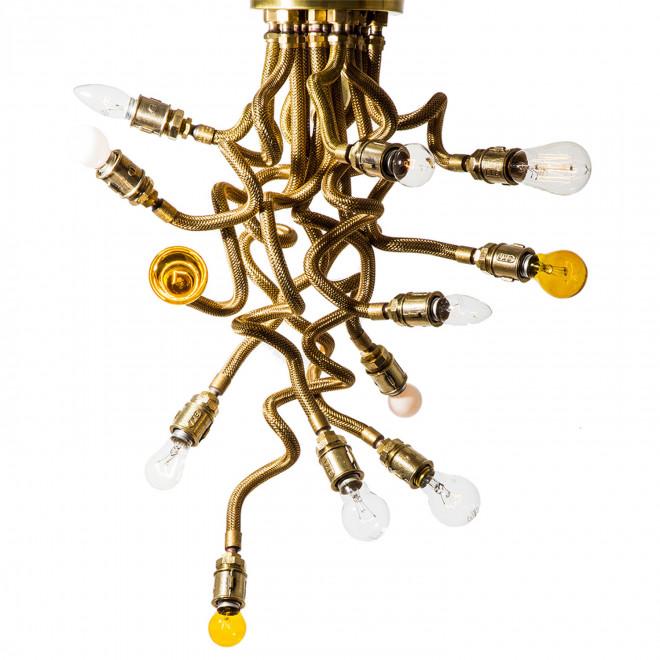 Luminária Medusa Teto