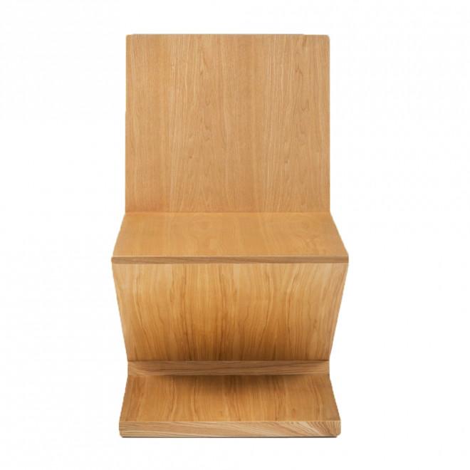 cadeira zig zag gerrit rietveld madeira