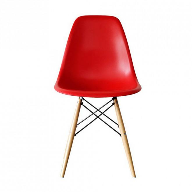 Eames DSW Vermelha