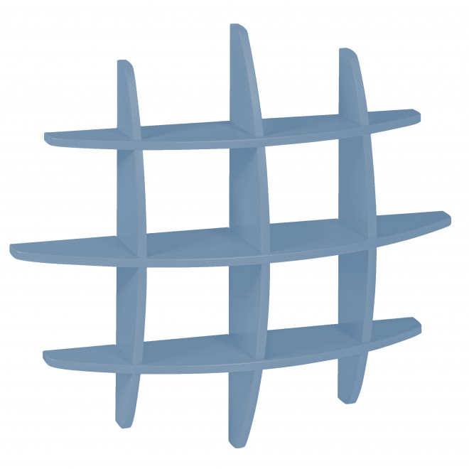 Prateleira Hashtag Média