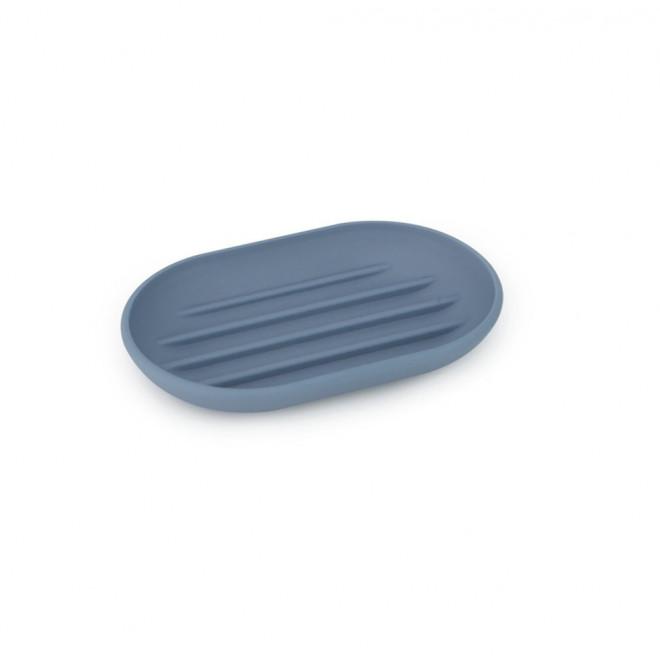 Saboneteira Touch Azul