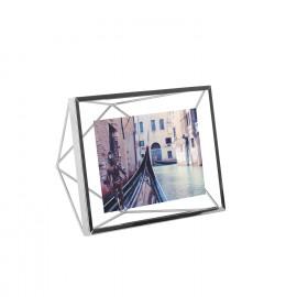 Porta-Retrato Prisma Retangular Prata