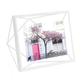 Porta-Retrato Prisma Retangular Branco
