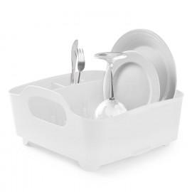 Escorredor de Pratos Tub Branco