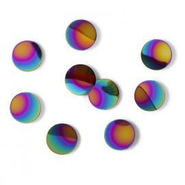 Decorador de Parede Confetti Rainbow