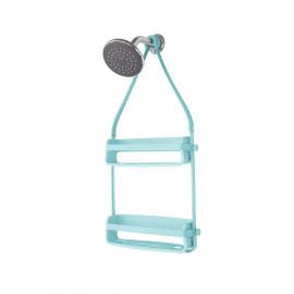 Organizador de Banheiro Flex Azul
