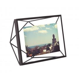 Porta-Retrato Prisma Retangular Preto