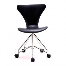 Cadeira Series 7 Couro