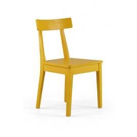 Cadeira Bistrô Amarela