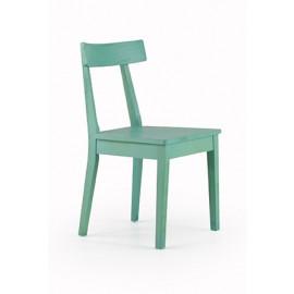 Cadeira Bistrô Turquesa