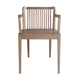 Cadeira Ripa Com Braço