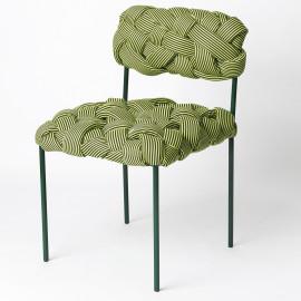 Cadeira Cloud Lima e Verde