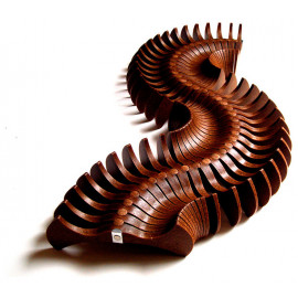 Fruteira Centopéia - Fibra de Coco