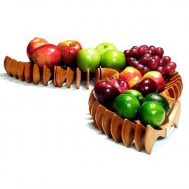 Fruteira Centopéia - Fibra de madeira