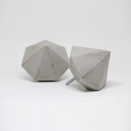 Trio Cabideiro Diamante
