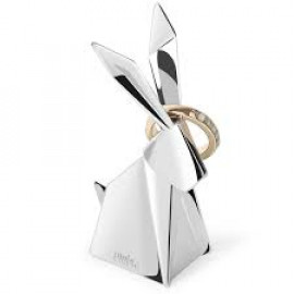 Porta-Anel Zoola Origami Coelho