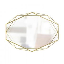 Espelho Prisma Dourado