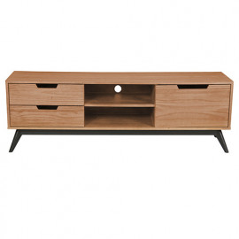 Rack de TV Base Natural