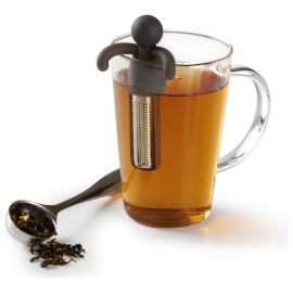 Infusor de chá Buddy Preto