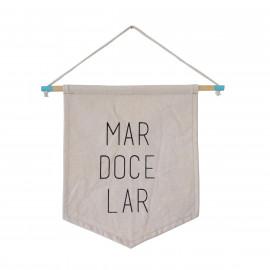 Bandeira Sea Flag - Mar Doce Lar