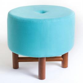 Pufe Cookie Azul Piscina