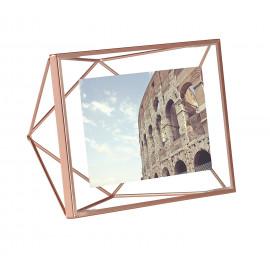 Porta-Retrato Prisma Retangular Cobre