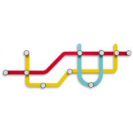 Gancho de Parede Subway