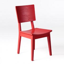 Cadeira Pipa Vermelha