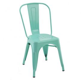 Cadeira Tolix Verde Água
