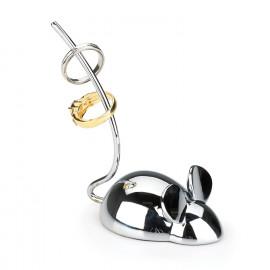 Porta-anéis Zoola Mouse