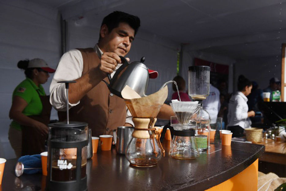 Orizaba, Veracruz, uno de los destinos en la ruta del café de Veracruz