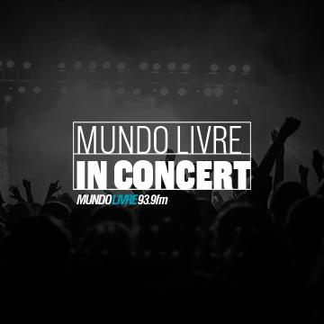 Mundo Livre in Concert