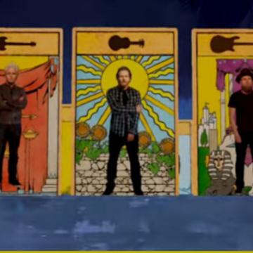 """Saiu! Pearl Jam divulga clipe de """"Retrograde"""""""