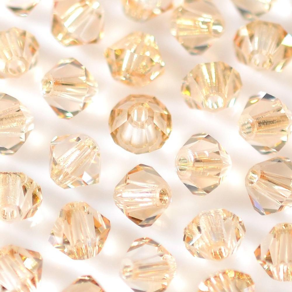 Balão de Cristal Preciosa Cristal Honey 4mm 720pcs