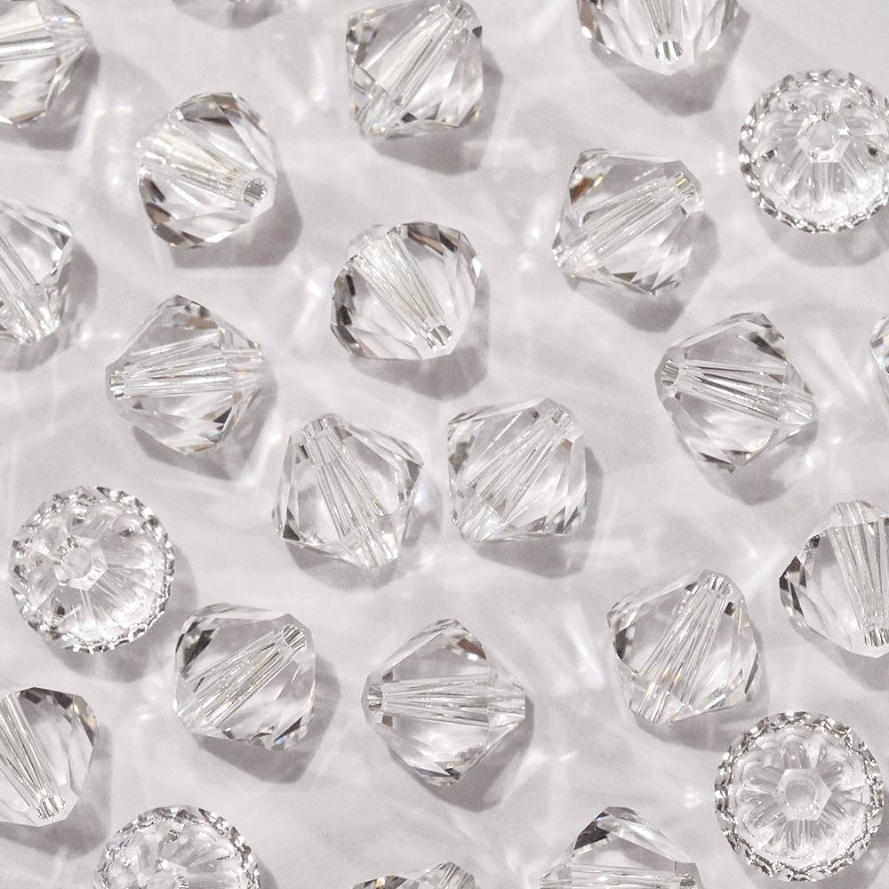 Balão Swarovski Cristal 6mm 360pcs