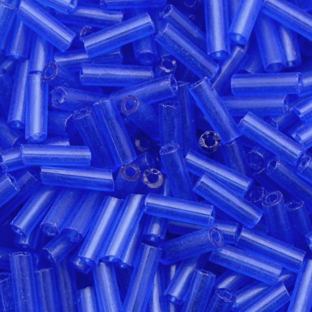 Canutilho Preciosa® Ornela Safira Transparente T (30050) 3 polegada=7mm 100 gr