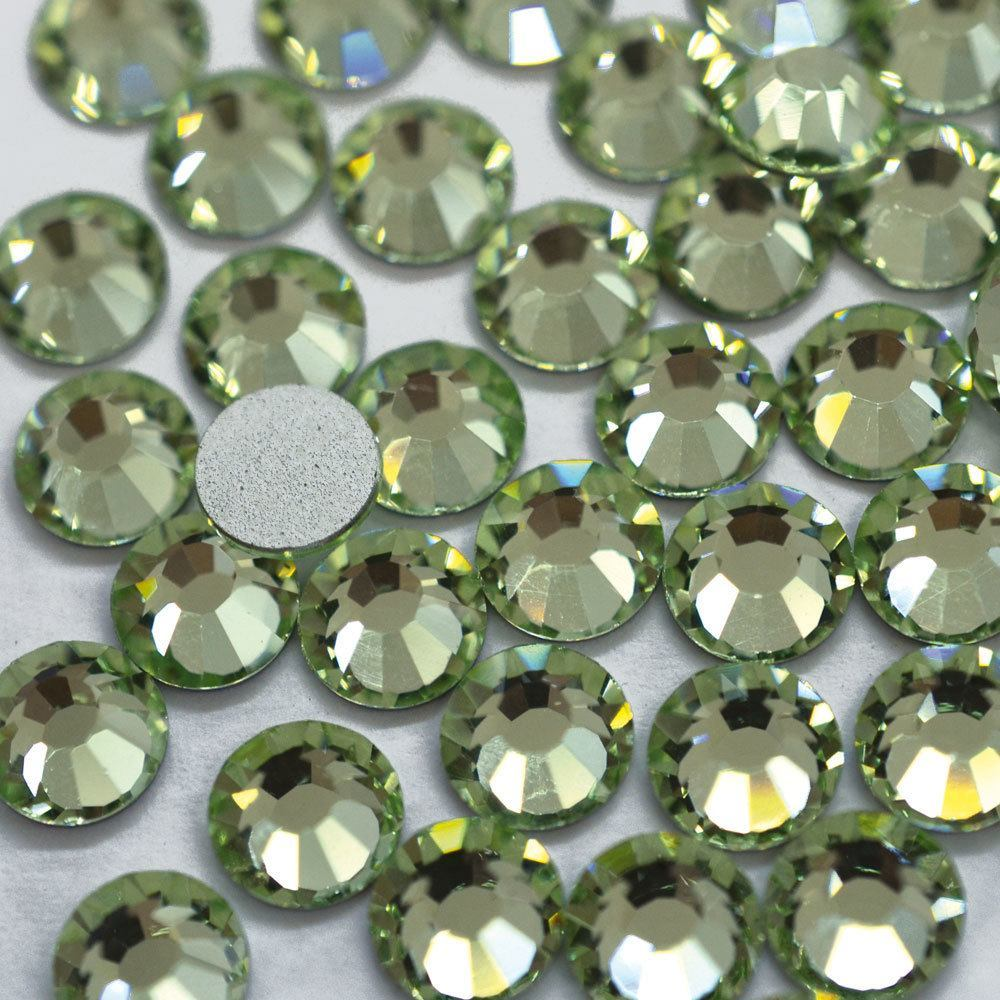 Chaton Preciosa Chrysolite SS20=4,6mm 1440pcs