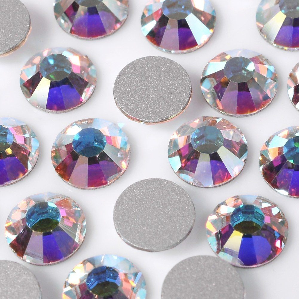 Chaton Preciosa Cristal AB New SS12=3mm 1440pcs