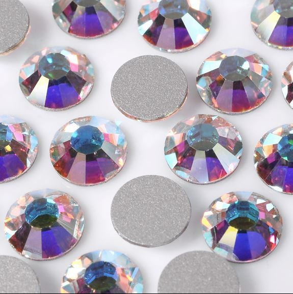 Chaton Preciosa Cristal AB New SS30=6,3mm 288pcs
