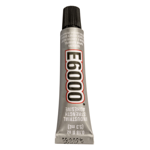 Cola E6000® 5,3ml Industrial Strength Adhesive