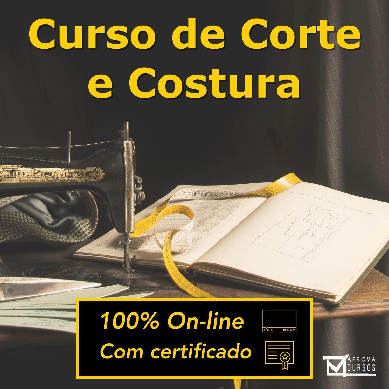 Curso Online de Corte e Costura com Certificado