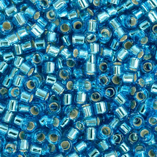 Miçanga de Vidro Delica Miyuki Agua Transparente (DB149) 11/0 = 1,6mm