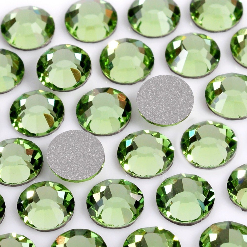 Strass Chaton Preciosa Peridot SS10 2,70 mm 1440pcs
