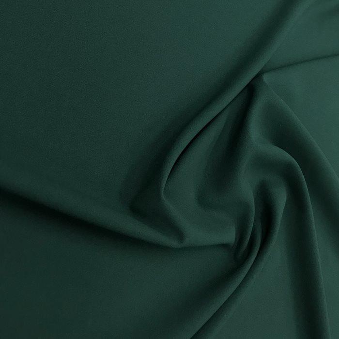 Tecido Crepe Aya Verde Musgo - Pantone 3302 C