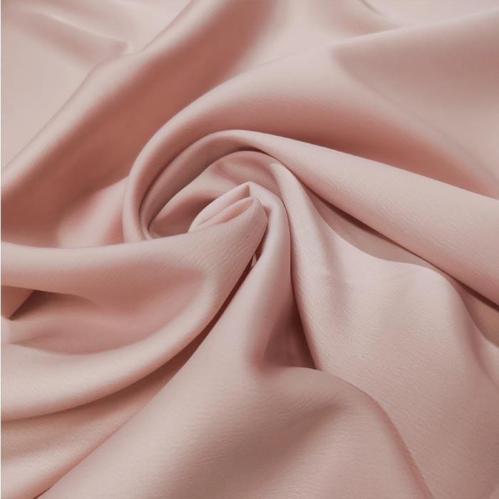 Tecido Crepe Provence Rosé
