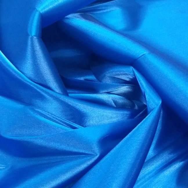 Tecido Gazar Azul Royal