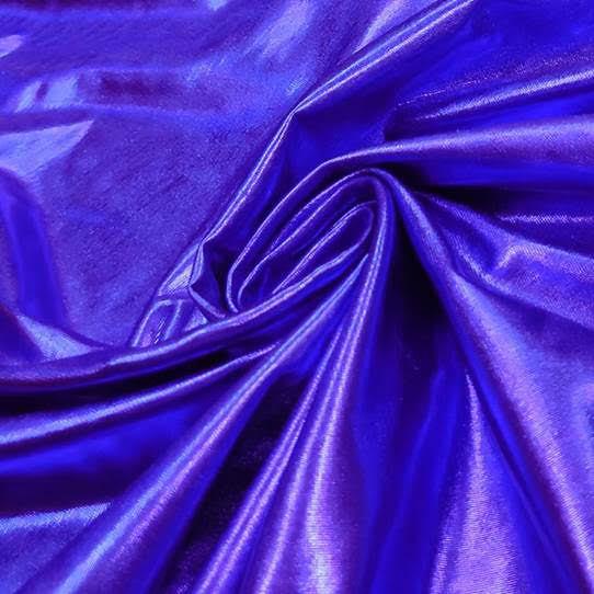 Tecido Lurex Especial Azul Noite