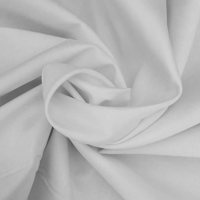 Tecido Sarja Branco