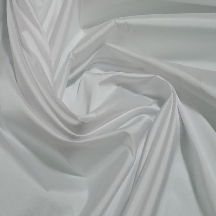 Tecido Tafetá Toque de Seda Branco